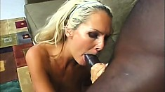 Super duper dick pierces tight vagina of sophisticated fair-haired ginch
