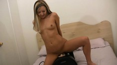 Sexy Aaliyah Love enjoys the intense pleasures the sybian has to offer
