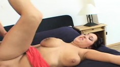 Vendula is a busty broad who loves every minute of getting nailed