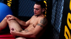 Handsome Rex Raw whips his manhood out and plays with it for you