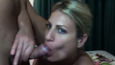 Awesome Milf Blowjob on webcam