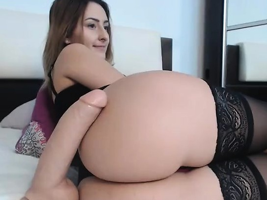 Petite with large natural boobs