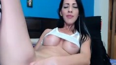 FIRST TIME SELF FISTING AMATUER-Part2 On Our Site