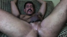 Hard Interracial Gay Fuck And Masturbation
