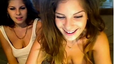 Hot Twins On Lesbian Scene