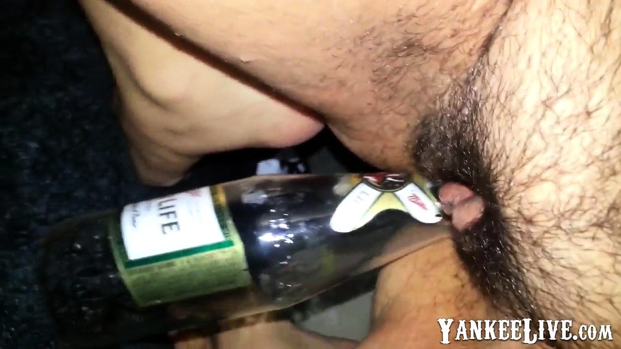 Free beer bottle sex