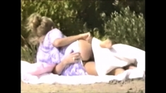 Public Outdoor Euro Amateur Sucking On Cock And Loves It