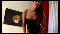 Arse Domination And Cei By Nordic Strawberry Blonde