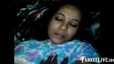 Desi woman somita enjoying Tahir's hard cock