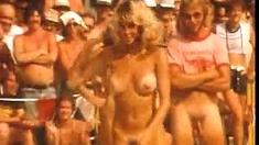 Outdoor Vintage Sex Compilation Video