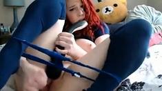 Hot Redhead Orgasms